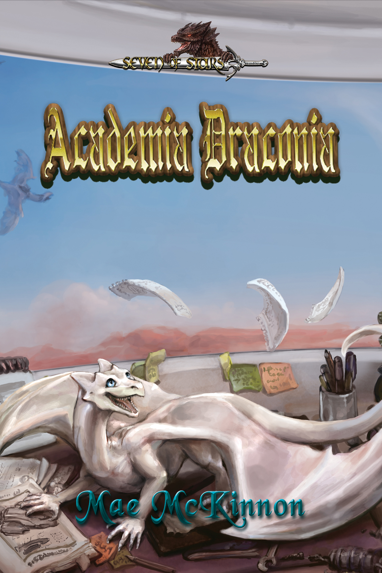 Academia_Draconia_Cover_for_Kindle updated kopiera